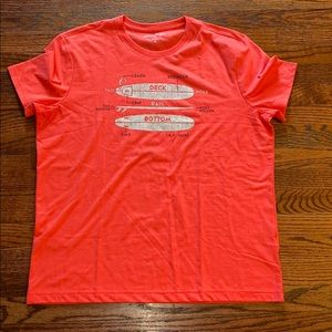 red banana republic t shirt never worn